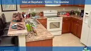 isles at bayshore trellis the jasmine model youtube