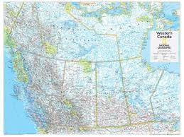 map of canada atlas 2014 western canada national geographic atlas of the world 10th