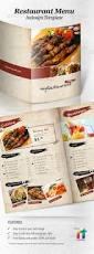 Indesign Price List Template 60 Premium Restaurant Menu Templates Dzineflip