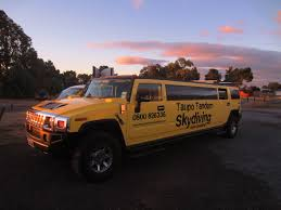 hummer limousine with swimming pool taupo tandem skydiving taupo region nz 130 travel reviews for