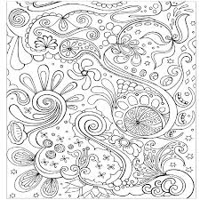 intricate coloring pages kids coloring