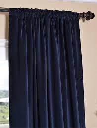 curtain navy blue velvet curtains jamiafurqan interior accessories