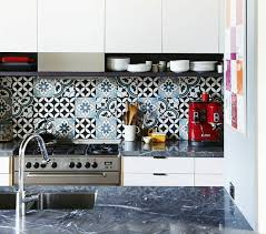 carrelage design cuisine 55 idées pour poser du carrelage mural chez soi