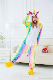 unicorn onesie for animal pajamas plus size for adults