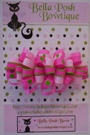 different types of hair bows bow i found on for anyone wanting to learn