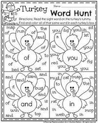november preschool worksheets preschool worksheets free