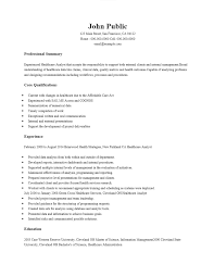 Example Of Business Analyst Resumes Free Healthcare Business Analyst Resume Template Sample Ms Word