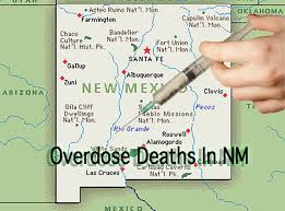 Gallup New Mexico Map by Drug Overdose Death In Nm See Slight Decline Valley Daily Post