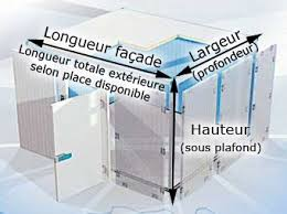 installation chambre froide calculer le prix d une chambre froide industrielle abc froid