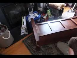 linon home decor linon home decor cynthia storage bench review youtube linon home