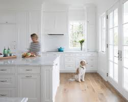 white kitchen cabinets with vinyl plank flooring the best vinyl plank flooring for your home 2021 hgtv