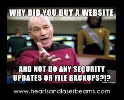Website Meme - funny memes to celebrate our new site maintenance services steph