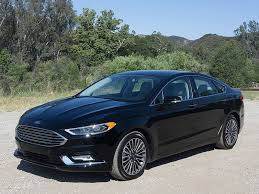 who designed the ford fusion 2017 ford fusion road test and review autobytel com