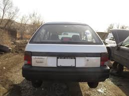subaru justy junkyard find 1993 subaru justy the truth about cars
