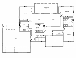 Large Ranch Floor Plans Kitchen Balduccihomes Ranch Plans Of House Large Balduccirealty 7