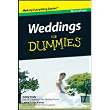 weddings for dummies marcy blum books