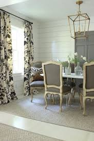 formal dining room window treatments magnificent dining room curtain ideas alluring bay window