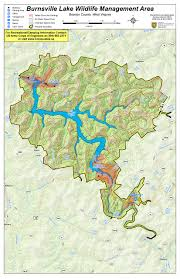 George Mason Map West Virginia Dnr Wma Map Project