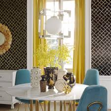 dining room wallpaper bamboo black and gold reverse wallpaper modern decor jonathan