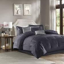 Male Queen Comforter Sets Modern Bedding For Men Allmodern