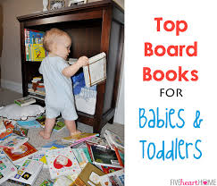 top board books for babies and toddlers