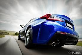 lexus rcf blue 2015 lexus rcf blue onpoint