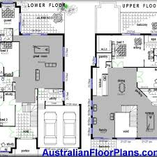 two storey residential floor plan 2 story modern house designs 2 storey house design with 2 story