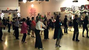 saturday night halloween party saturday night fever line dance halloween party 2014 youtube