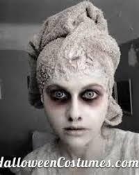 Ghost Costumes Halloween Avatar Face Paint Face Painting Ideas Avatar Ja Kasvot