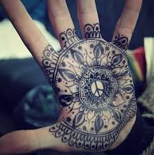 finger tattoo peace 101 awesome hand tattoos that will inspire you to get inked