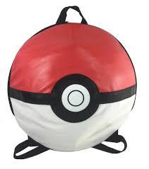 arrive 2015 pokemon poke ball 3d backpack ebay