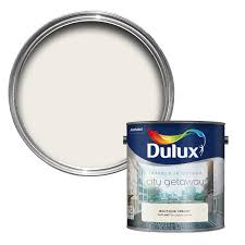 B Q Paint Colour Chart Bedrooms Dulux Travels In Colour Boutique Cream Matt Emulsion Paint 2 5l
