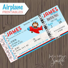 boarding pass invitations pilot invitations cards diy lil pilots airplane birthday