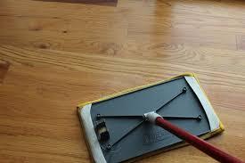 Homemade Hardwood Floor Cleaner Shine - diy natural wood floor polishing cleaner