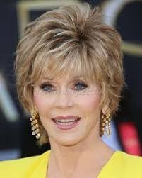 breadings for short hairstyles short hairstyle for mature women over 60 from paula deen paula