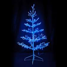 Outdoor Lighted Trees Colorful Lighted Outdoor Tree Design 16 Appealing