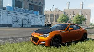 subaru brz modified image subaru brz street jpg the crew wiki fandom powered by