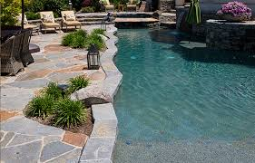 Irregular Stone Patio Pools U0026 Patios Stone Connecticut Stone Bluestone Patio Stone