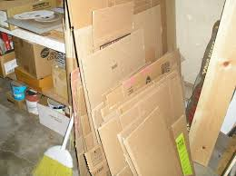 How To Make A Cardboard Desk Make Furniture With Cardboard 9 Steps With Pictures