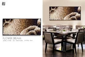 Dining Room Framed Art Fiber Decorative Artwork Tianyu Art Space