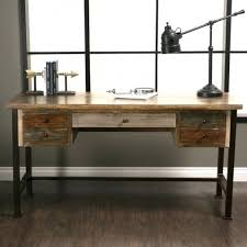 Rustic Reception Desk Industrial Office Furniture Desk Best On With Regard To Attractive