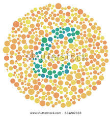 How To Test For Color Blindness Color Blindness Stock Images Royalty Free Images U0026 Vectors