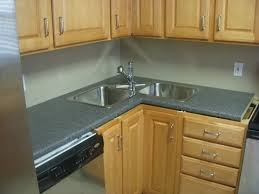 Corner Sink Kitchen Cabinet Is A Corner Kitchen Sink Right For You Solving The Dilemma Inside