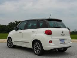 2014 fiat 500l it u0027s bigger and better the globe and mail