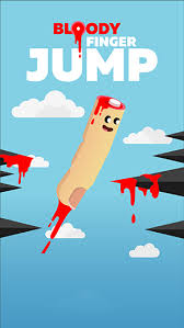 finger apk bloody finger jump for android free bloody finger