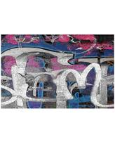 Graffiti Area Rug Winter Deals 10 Area Rugs From Dianoche By Patti
