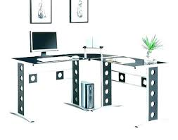 Charming Desks At Office Depot Magellan Corner Desk White Small