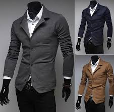casual blazer arrivelmens suit jacket casual blazer slim fit