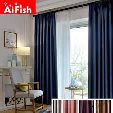 isolation chambre haute précision moderne solide fenêtre tissus pour salon thermique
