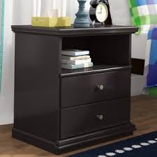 beaumont 1 drawer nightstand by three posts beautiful nightstands